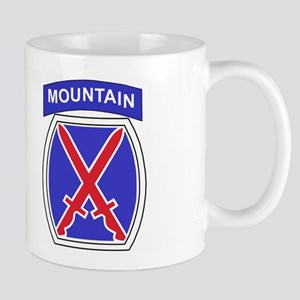 10th Mountain Division<BR>1SG Coffee Cup